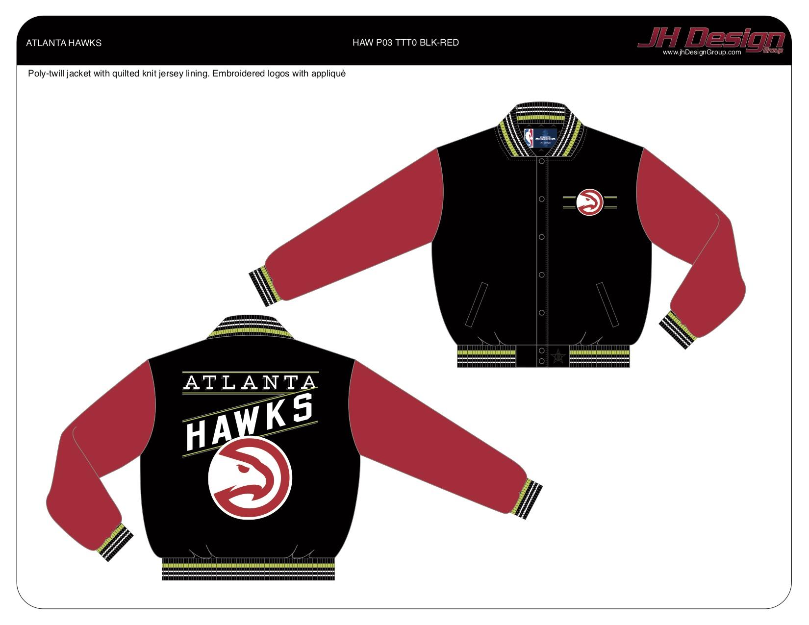 HAW P03 TTT0 BLK-RED