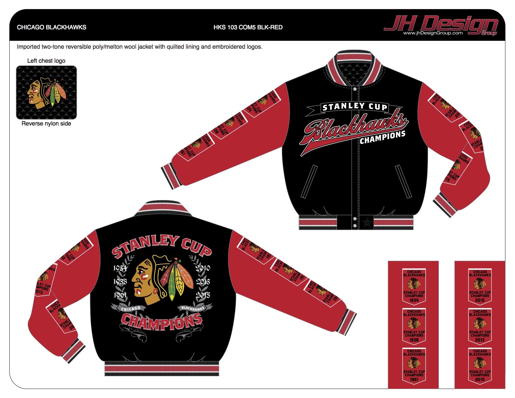HKS 103 COM5 BLK-RED