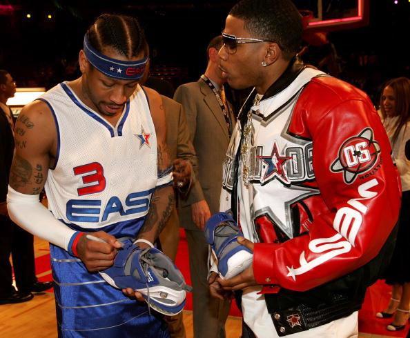 Nelly & Allen Iverson