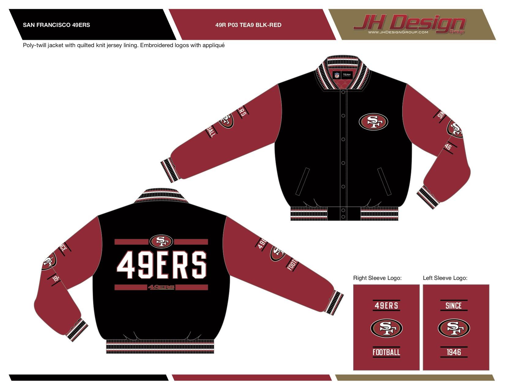 49R P03 TEA9 BLK-RED