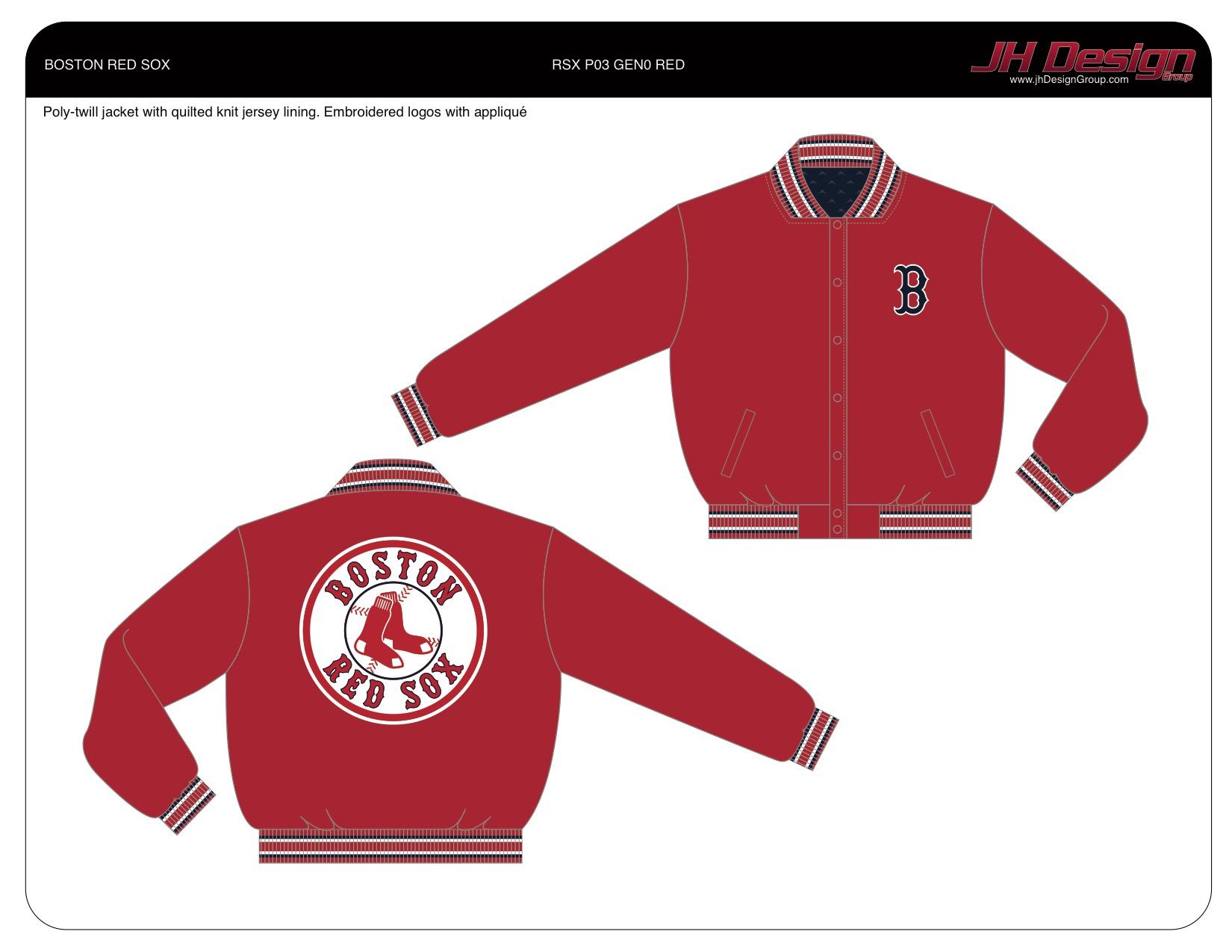 RSX P03 GEN0 RED