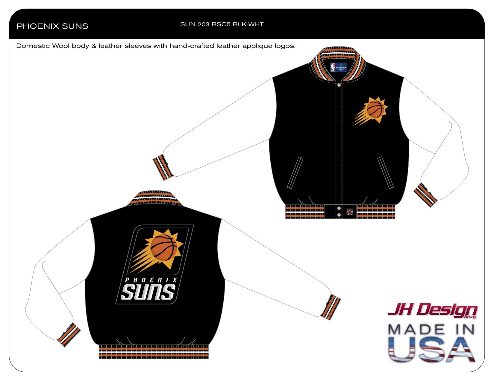 SUN 203 BSC5 BLK-WHT