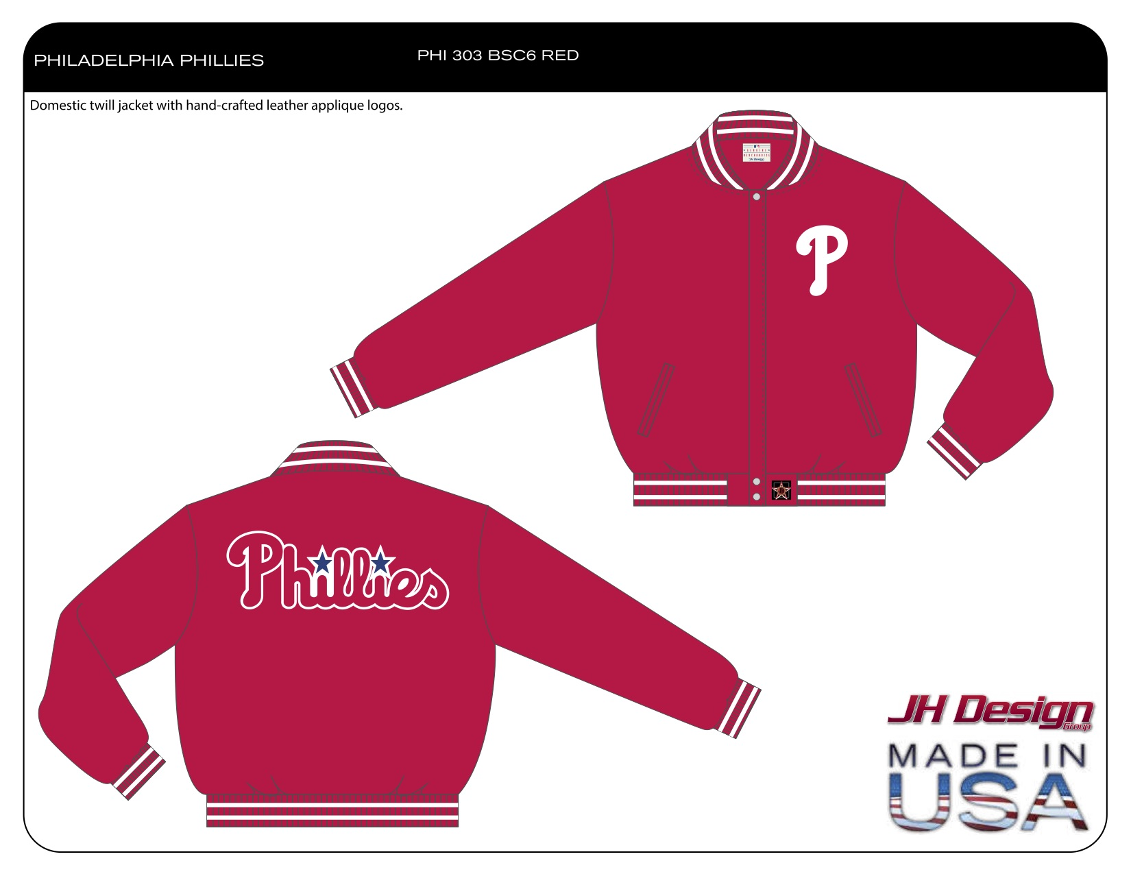 PHI 303 BSC6 RED