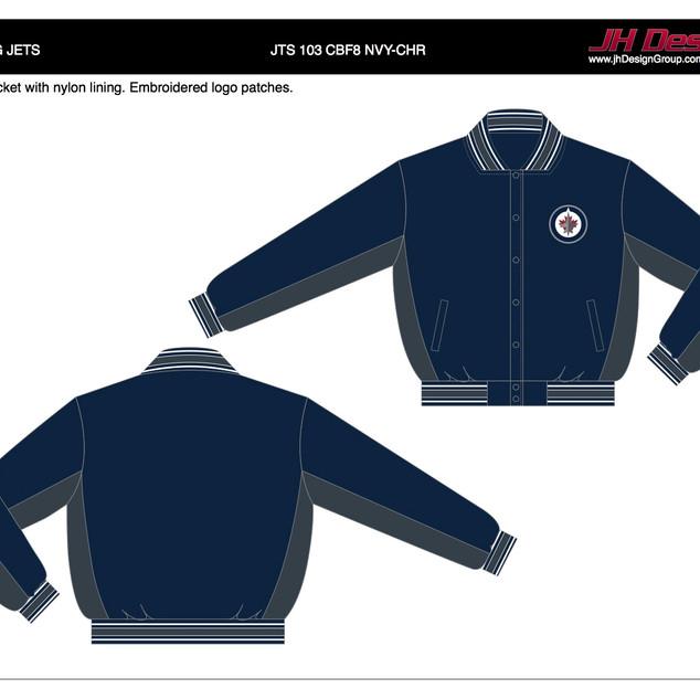 JTS 103 CBF8 NVY-CHR