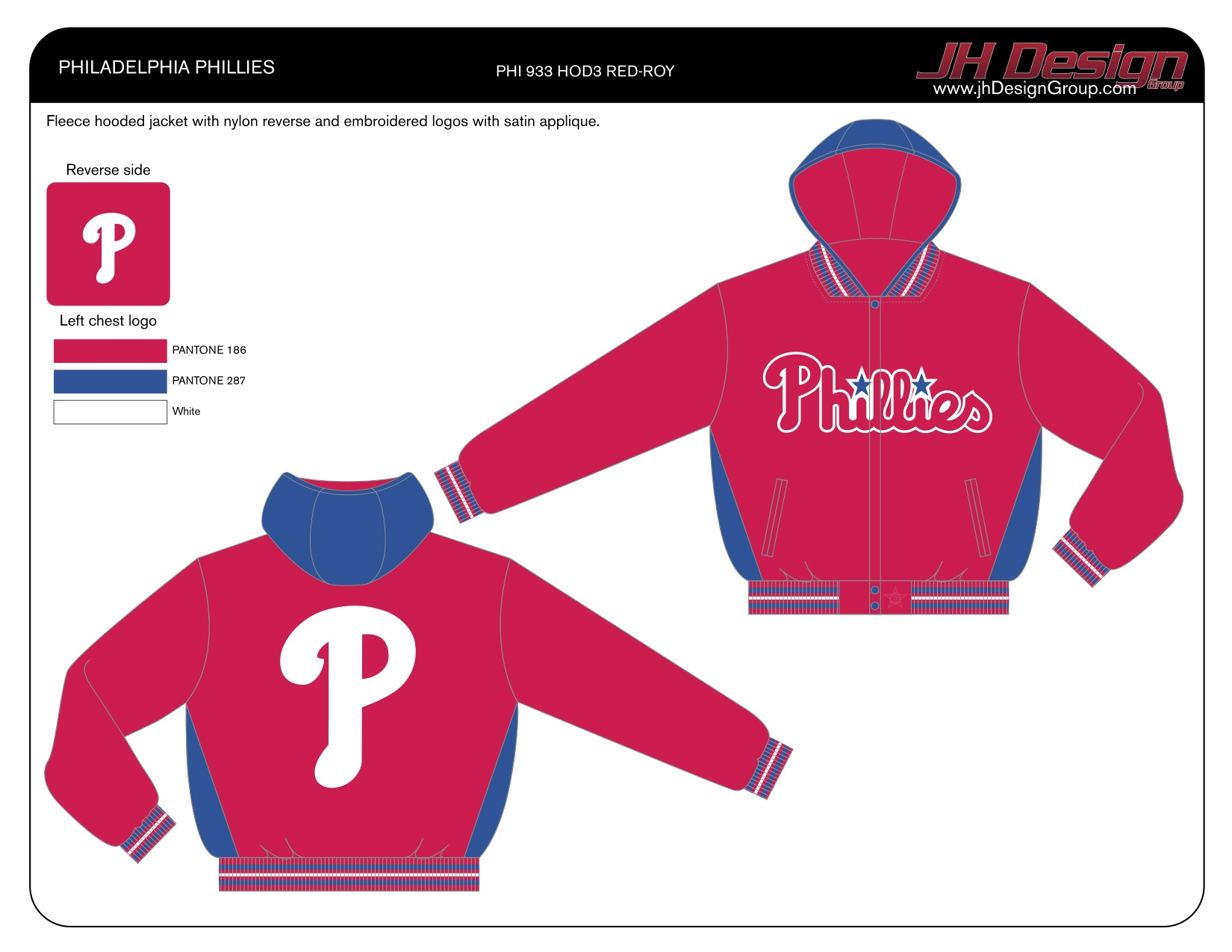 PHI 933 HOD3 RED-ROY