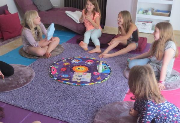 Atelier bien-être pour les enfants