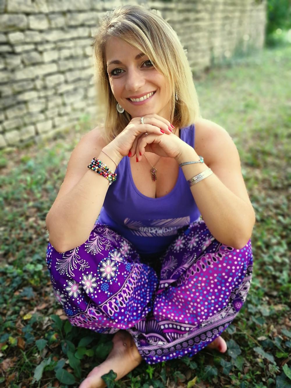 Alexandra Barre Sophrologue Pause bien-être
