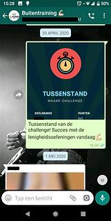 Motivatie om te sporten FSB-Challenge Friesland Gorredijk