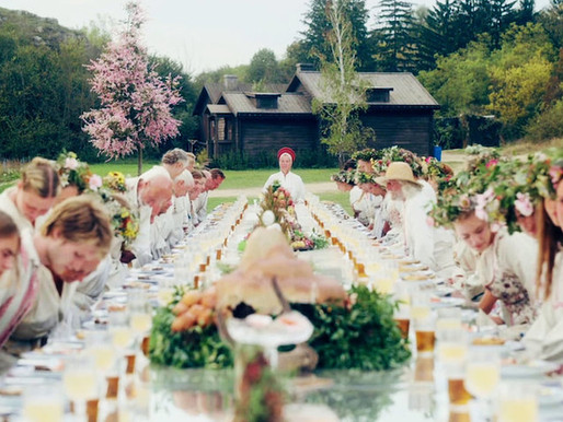 At the Table: cinematic dining & glorious banquets