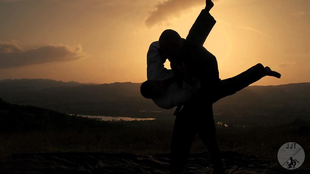 proiezione ju jitsu