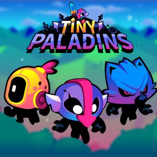 Tiny Paladins Cover Art