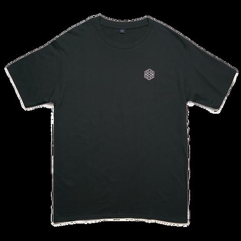 Instinct of Sight 『AJNA』T-Shirt (Black)