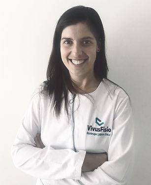 Fisioterapeuta Ana Pereira