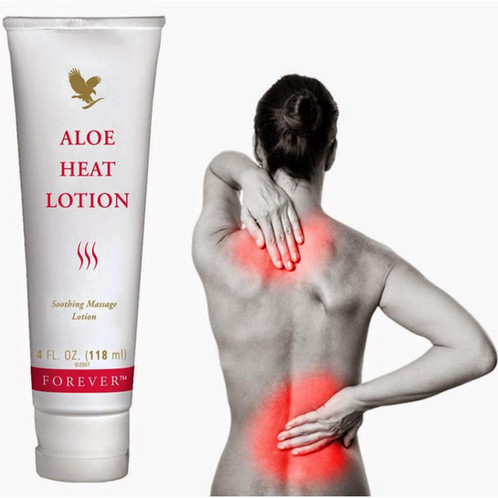 aloe heat lotion köpa