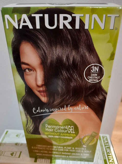 Naturtint Permanent Hair Colour 3N Dark Chestnut Brown