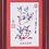 "Thumbnail: Rainbow Calligraphy 1 Name 5x7"""