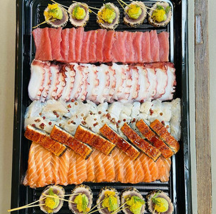 Chef Andy B - Sushi