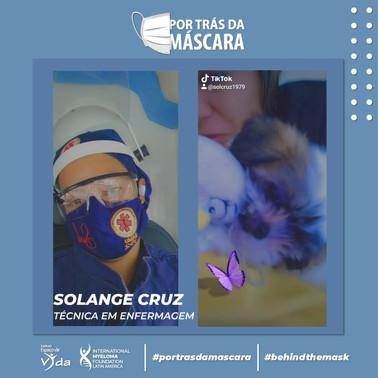 Solagen Cruz - Técnica em Enfermagem