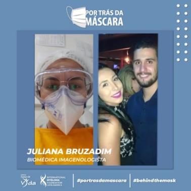 Juliana Bruzadim - Biomédica Imagenologista