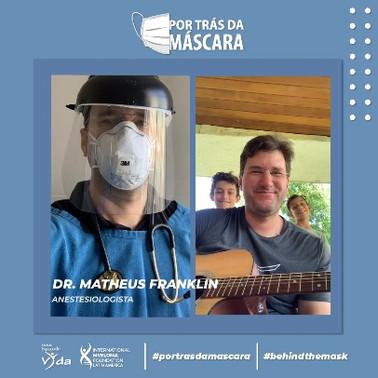 Dr. Matheus Franklin - Anestesiologista