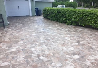 before and after paves sealed