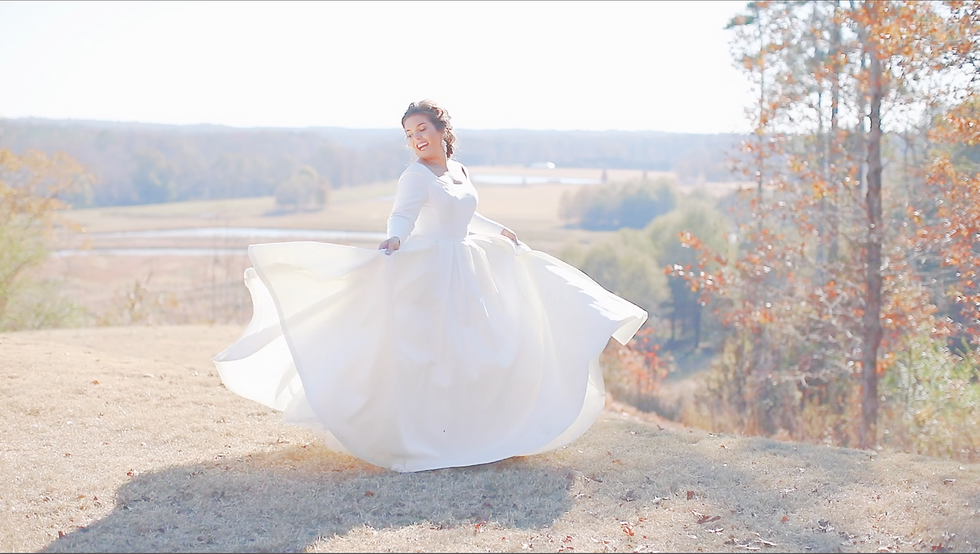 Foxhall Wedding Video
