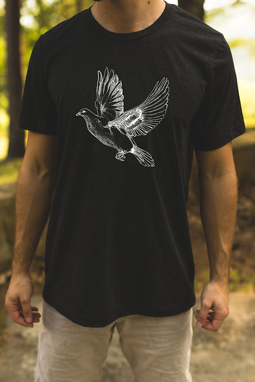Dove Super Soft Tri-blend Tee