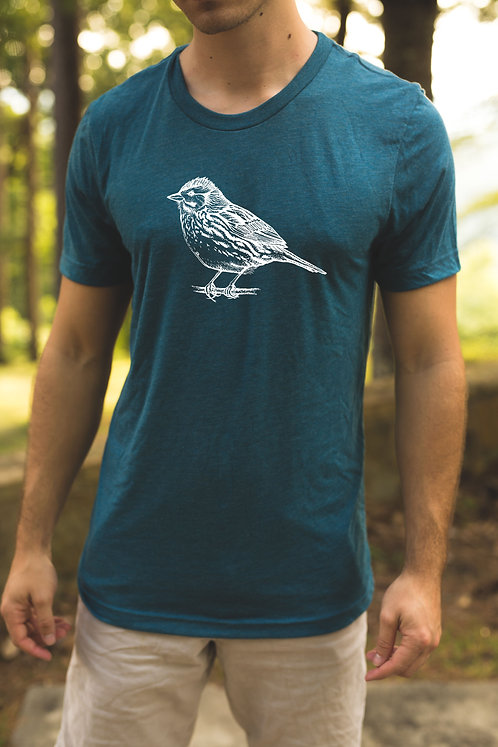 Sparrow Super Soft Tri-blend Tee
