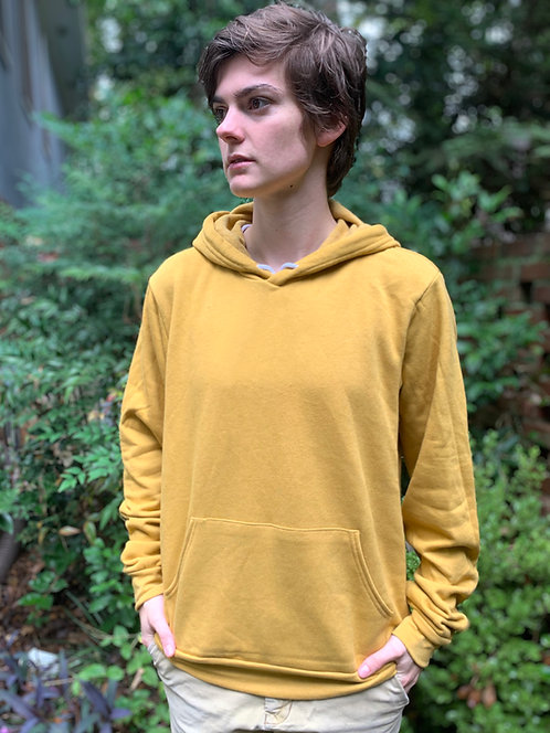 Autumn Yellow Hoodie