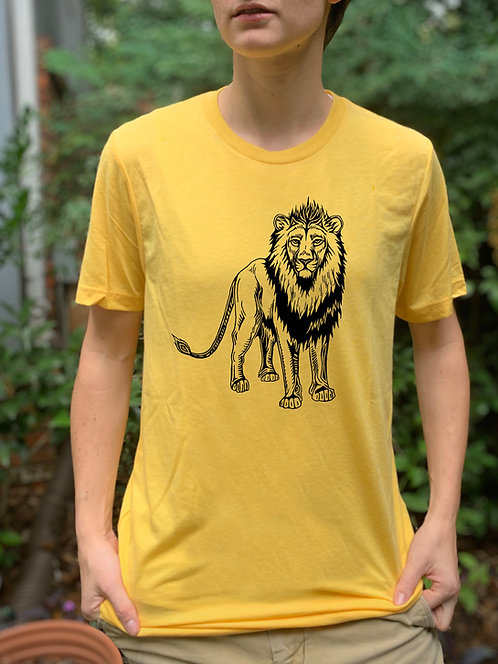 Lion Super Soft Tri-blend Tee