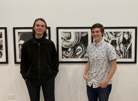 Gallery Exhibition at St. Andrew's Sewanee