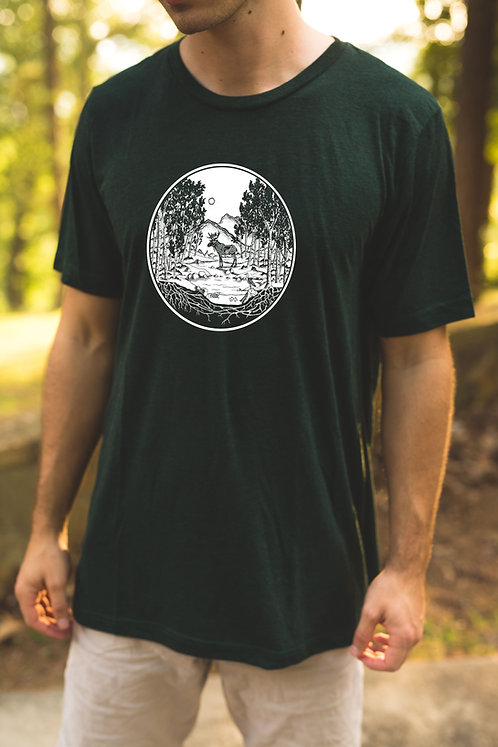 Forest Community Super Soft Tri-blend Tee