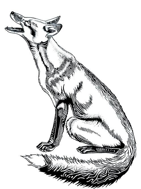 Fox Folding Card(s)