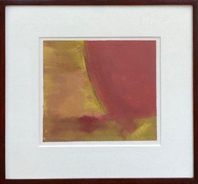 Elizabeth DaCosta Ahern - Untitled (Mauve right side)