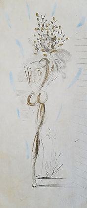 Salvador Dalí - Petit Nu Apollinaire 7