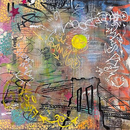SEN-1 - Urban Landscape