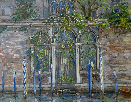 Bruno Zupan - Water Door at Palazzo Clary