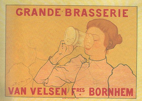 Armand Rassenfosse - Grande Brasserie