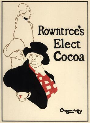 The Beggarstaffs - Rowntree's Elect Cocoa