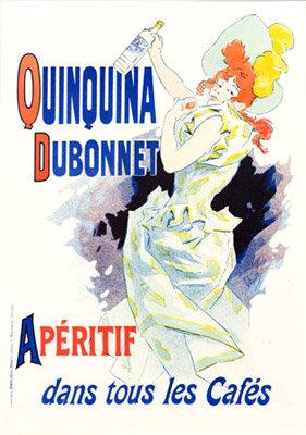 Jules Chéret - Quinquina Dubonnet