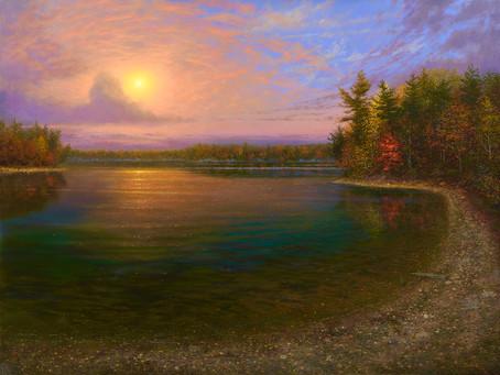 Ken Salaz: On Walden Pond + Video