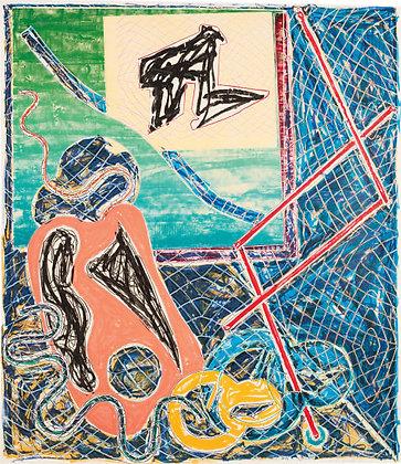 Frank Stella - Shards Variant 1a