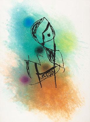 Joan Miró - The Frog