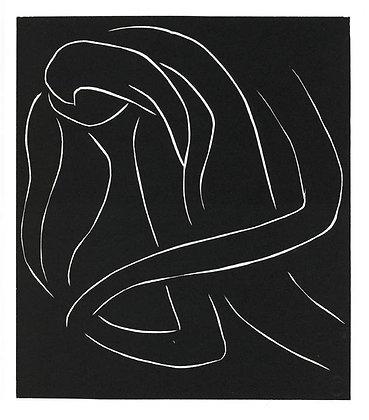 Henri Matisse - . . . ET SE COUCHER CHAQUE SOIR DANS SON MALHEUR . . .