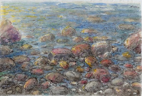 Bruno Zupan - Seashore