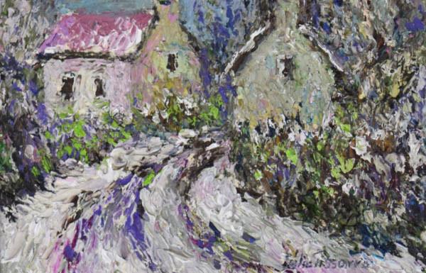 Lelia Pissarro, Stroke of Genius
