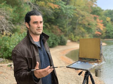 Introducing landscape artist Ken Salaz