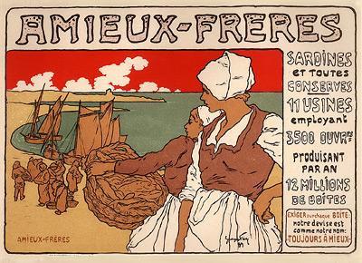 Georges Fay - Sardines Amieux
