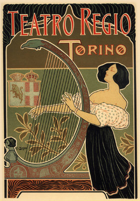 G. Boano - Theatre Royal de Turin
