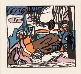 Wassily Kandinsky - Weisser Klang